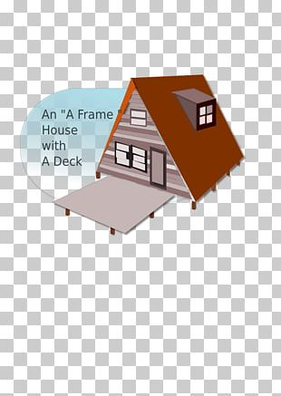 A-frame House Window PNG