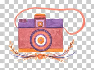 Drawing Watercolor Painting Camera Photography PNG