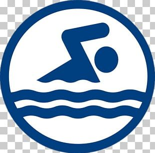 Swimming Sign PNG