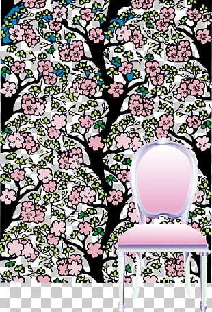 Cherry Blossom Pink Illustration PNG