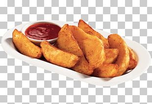 Potato Wedges French Fries Pizza Buffalo Wing Fast Food PNG