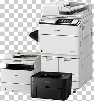 Canon Photocopier Multi-function Printer Printing PNG