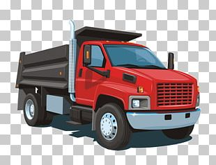 Dump Truck : Transportation PNG