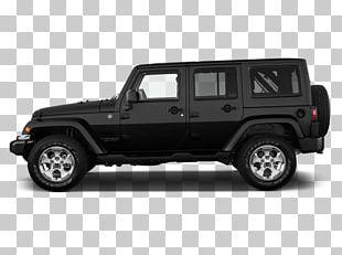 2018 Jeep Wrangler JK Unlimited Sport Chrysler Dodge Sport Utility Vehicle PNG