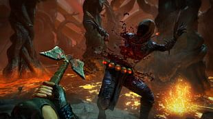 Shadow Warrior 2 Hard Reset PlayStation 4 Video Game PNG