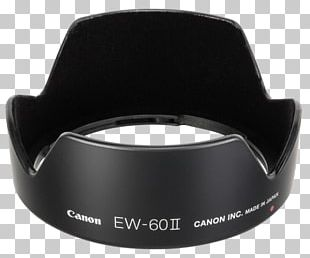 Lens Hoods Canon EF Lens Mount Camera Lens Canon EF-S 18–135mm Lens Photography PNG