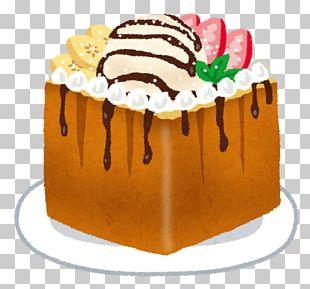 ハニートースト Dessert Toast Cake Ice Cream PNG