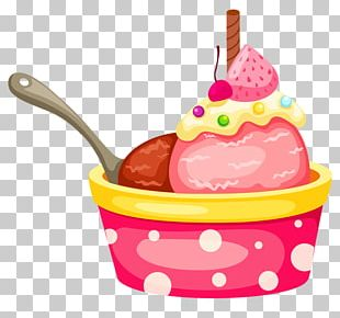 Ice Cream Cones Sundae Ice Pop PNG