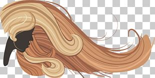 Hairstyle Beauty Parlour Hairdresser Brown Hair PNG