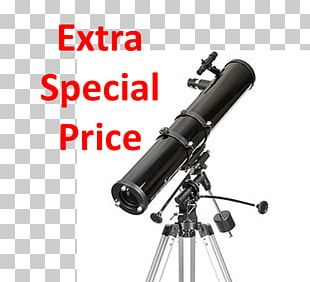 Refracting Telescope Sky-Watcher Astrophotography Optics PNG