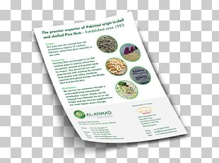 Superfood Brand Brochure PNG