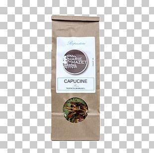 Herbal Tea Garden Nasturtium Aufguss PNG