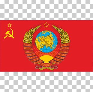 Flag Of The Soviet Union State Emblem Of The Soviet Union Hammer And Sickle PNG