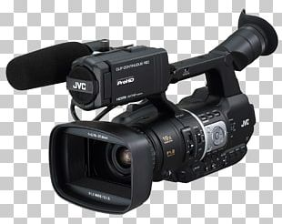 Video Cameras Professional Video Camera JVC Camcorder PNG