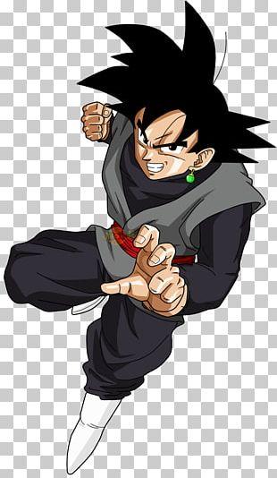 Goku Black Trunks Vegeta Super Saiya PNG