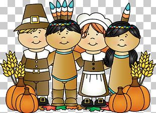 Snoopy Pilgrims Thanksgiving PNG