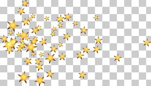 Yellow Star PNG