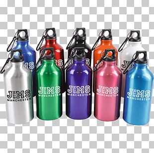 Water Bottles Plastic Bottle Aluminium PNG