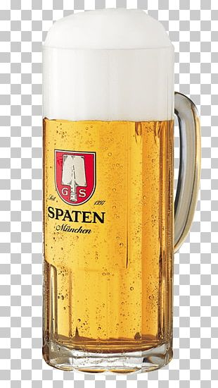 Lager Spaten-Franziskaner-Bräu Beer Stein Märzen PNG