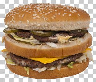 McDonald's Big Mac United States Hamburger Fast Food McDonald's Chicken McNuggets PNG