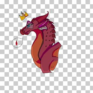 Seahorse Illustration Mammal PNG