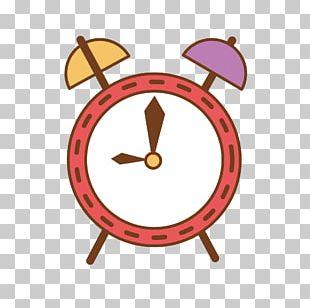 Alarm Clock Cartoon PNG