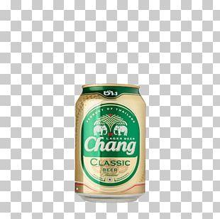 Chang Beer Lager Tuborg Brewery Distilled Beverage PNG