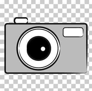 Digital Cameras Illustration Camera Lens Point-and-shoot Camera PNG