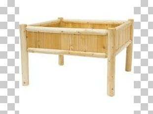 Bed Frame Cots Wood Garden Furniture PNG