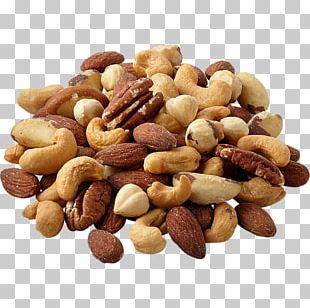 Hazelnut Mixed Nuts Almond Dried Fruit PNG
