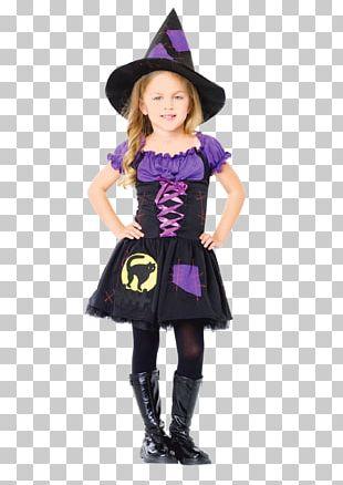 Cat Halloween Costume Child PNG
