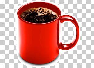 Coffee Cup Tea Cafe Mug PNG
