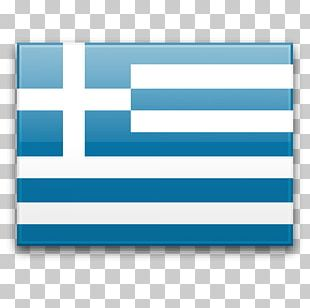 Flag Of Greece National Flag Greek Language PNG