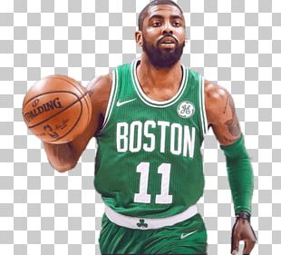 Kyrie Irving Boston Celtics Playing PNG