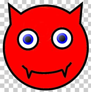 Smiley Emoticon Devil Face PNG