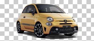 Abarth Car Fiat 500 Fiat Automobiles PNG