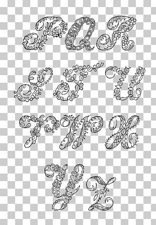 Floral Design Visual Arts Font PNG