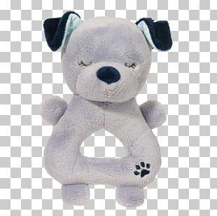 Dog Puppy Stuffed Animals & Cuddly Toys Plush Rattle PNG