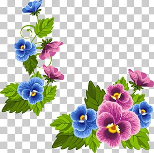 Flower Paper Painting Drawing PNG