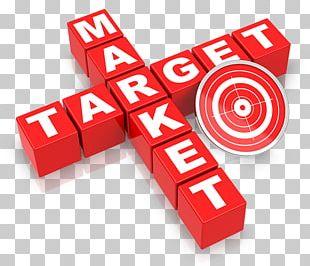Digital Marketing Target Market Target Audience Advertising PNG
