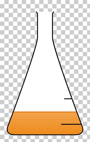 Erlenmeyer Flask Laboratory Flasks Cone Chemistry PNG