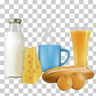 Orange Juice Coffee Smoothie Breakfast Milk PNG