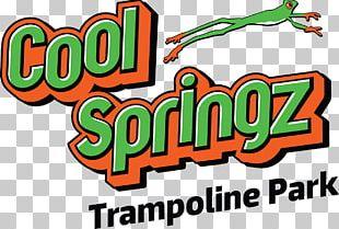 Cool Springz Trampoline Park Logo Cornali & McDonald Orthodontic Specialists PNG
