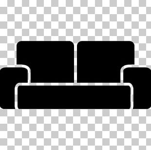Couch Furniture Living Room Sofa Bed Computer Icons PNG