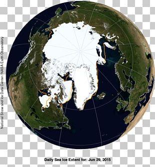 Arctic Ocean Polar Regions Of Earth Polar Bear Arctic Ice Pack Satellite Ry PNG