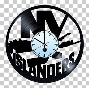 New York Islanders National Hockey League New York City Room Clock PNG