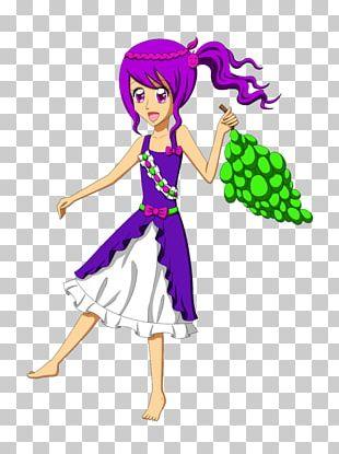 Fairy Barbie Costume Design PNG