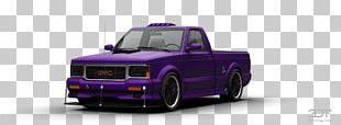 Pickup Truck Car GMC Automotive Design Motor Vehicle PNG