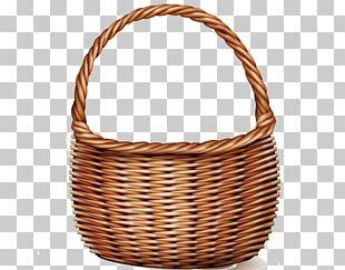 Basket Weaving Easter Basket Easter Bunny PNG