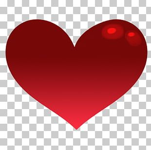 Love Valentine's Day Heart RED.M PNG